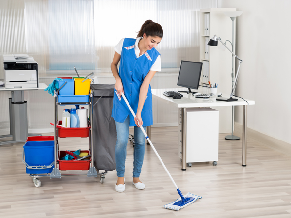 Dust-A-Move - Cleaning Services